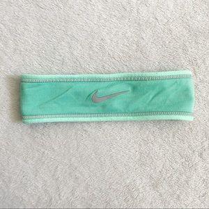 Nike dri-fit teal athletic headband